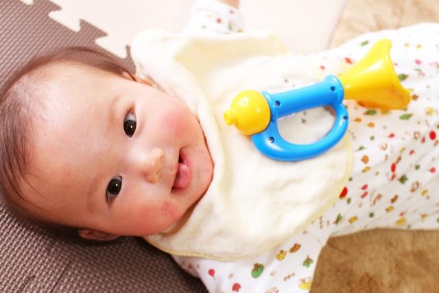 生後2ヶ月の赤ちゃんの例を考えた場合