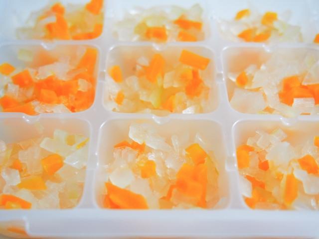 ブロッコリーペーストを冷凍すると便利