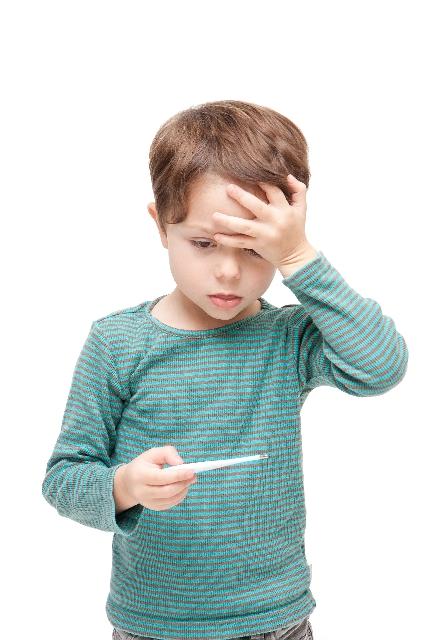 赤ちゃんの気管支炎は入院が必要?