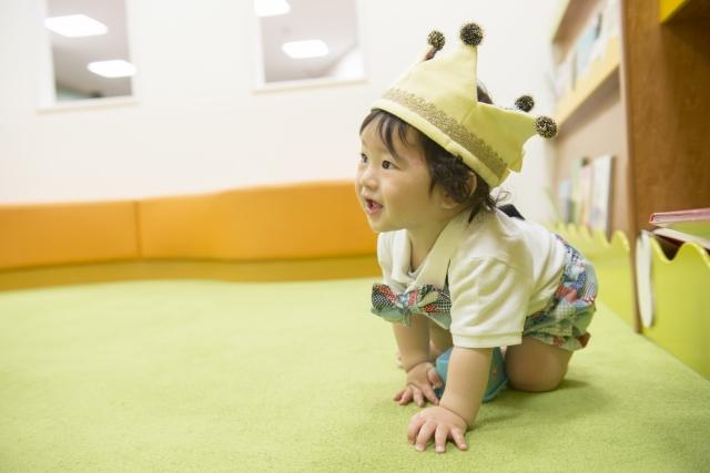 赤ちゃんにベビーサークルが必要な理由