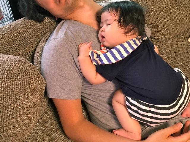 赤ちゃんがぐっすり寝れば、ママも寝られる