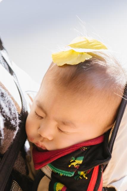 赤ちゃんの髪質は変わる?