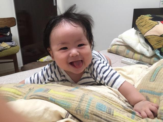 赤ちゃんが熱を出していても元気なら様子見?