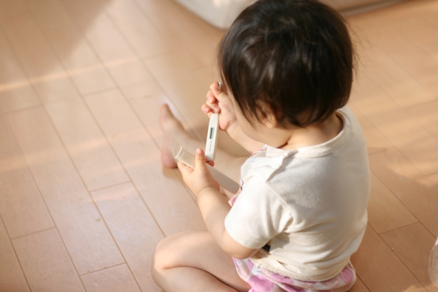 赤ちゃんの気管支炎の治し方