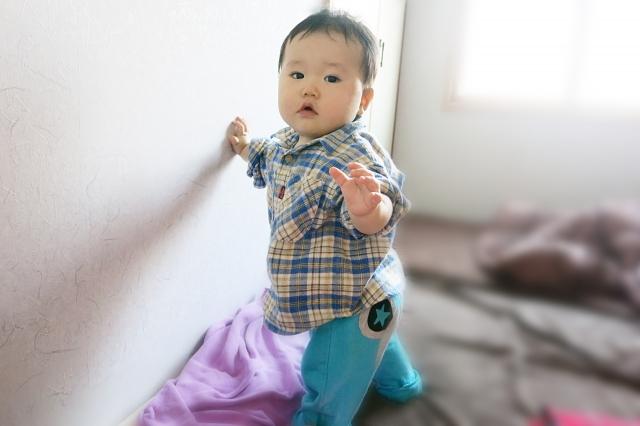 赤ちゃんの靴はいつから必要?