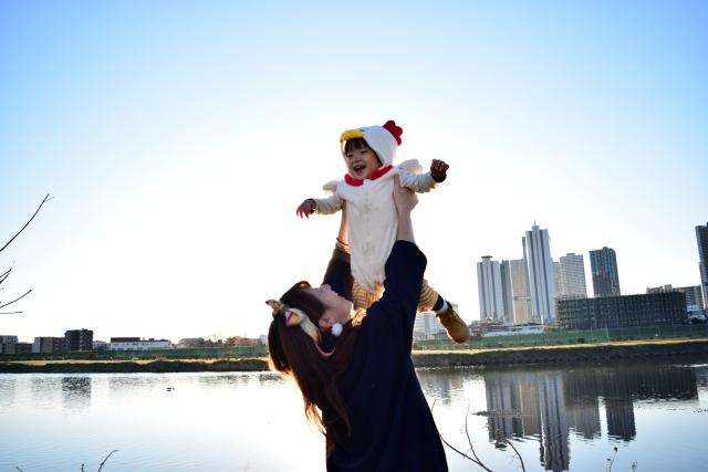 赤ちゃんと冬の散歩の場所選びのコツ