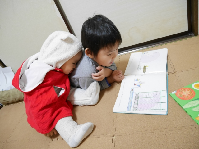 林明子さんのはじめてのおつかいは3歳からおすすめの絵本