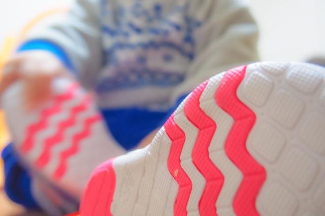 靴を履くのを嫌がっていた我が子が履くようになったおすすめの靴