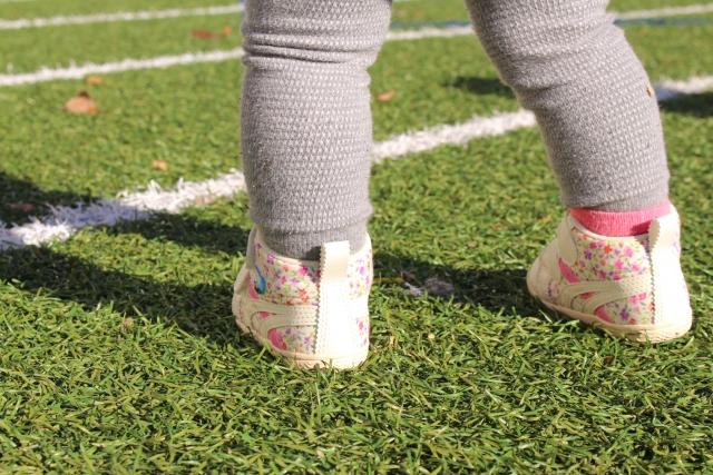 赤ちゃんが歩けるようになると体重はあまり増えない?