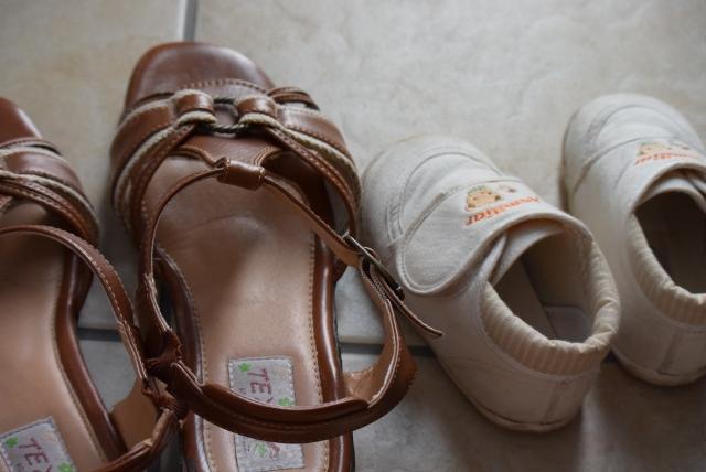赤ちゃんの足のサイズは変わりやすいので大きめを買ってもいい?