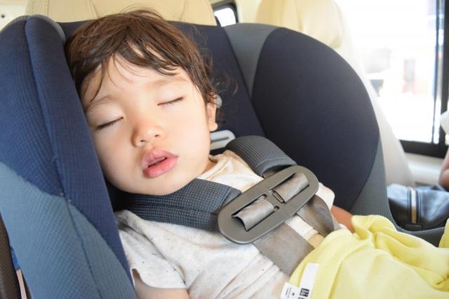 赤ちゃんの頭の寝汗がすごかった体験談~我が家の場合~