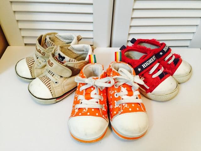 赤ちゃんが靴を嫌がる理由