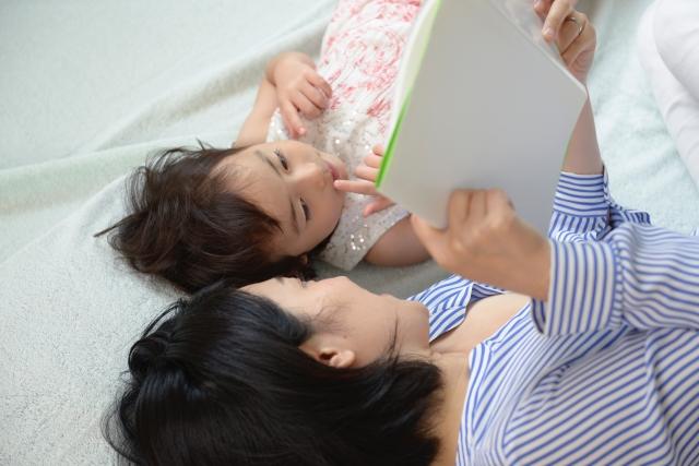 赤ちゃんとの添い寝する方法