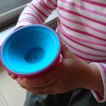 ワオカップはコップ飲みの練習におすすめ?使用してみての感想