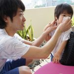 赤ちゃんの耳掃除と鼻水吸い、一度は耳鼻科を活用しよう